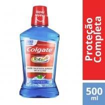 Enxaguante Bucal Colgate Total 12 Clean Mint 500ml -