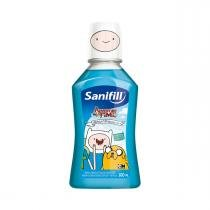 Enxaguatório bucal kids sanifill adventure time - t frutti 300ml -