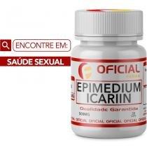 Epimedium Icariin 500Mg 30 Cápsulas - Oficialfarma