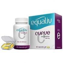 Equaliv Curve Óleo de Linhaça - 60 cápsulas-gel