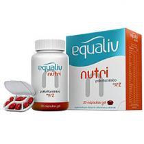Equaliv Nutri Polivitamínico de A a Z - 30 cápsulas-gel