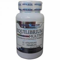 Equilibrium Mult-Vit - 60 Cápsulas - Body Nutry -