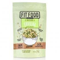 Ervilha Wasabi Crocante 100g -  Fit Food Snacks -
