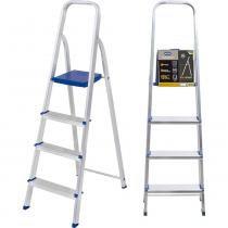 Escada Alum 4 Degraus 5102 MOR -