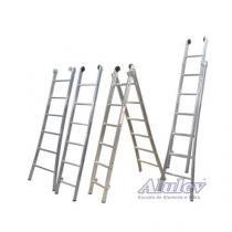 Escada de Alumínio Esticáve -l 2x9 Degraus - Alulev