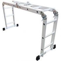Escada de Alumínio Multiuso Articulada 4x3 - TEM4X3 - Tander Profissional