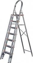 Escada Linha Comercial Plus 9 Degraus Emp009 - Agata
