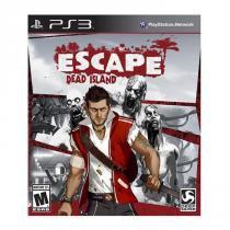 Escape Dead Island - PS 3 - Sony