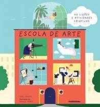 Escola de arte - 9788569275343 - Publifolha