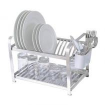 Escorredor de pratos 16 lugares inox soltecn - Soltecn