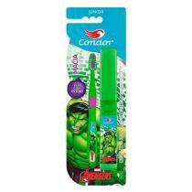 Escova de Dentes Junior Condor Avengers c/ Estojo -