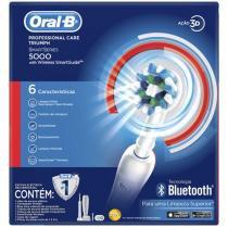 Escova Dental Elétrica Oral-B - Professional Care 5000