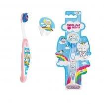 Escova Dental Infantil Com Capa Angel Cat Sugar 12 unidades - Frescor -