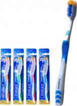 Escova dental oralcare advanced média com 12 - 3w
