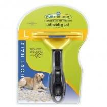 Escova furminator para cães pelo curto g -