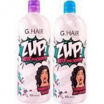 Escova Inteligente ZUP - Ghair (2 X 1 Litro - Inoar) - g-hair
