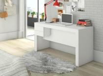 Escrivaninha Baly Branco/Branco - At House