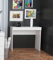 Escrivaninha com 1 Gaveta Office Plus Appunto - Branco -