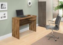 Escrivaninha/Mesa de notebook com design compacto Anaí Nobre JCM Movelaria -