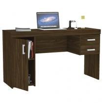 Escrivaninha/Mesa para Computador 1 Porta - 2 Gavetas Politorno Miranda