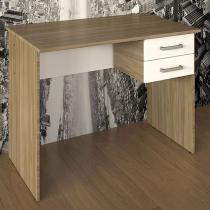 Escrivaninha/Mesa para Computador 2 Gavetas - Multivisão MO6600