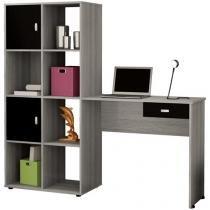 Escrivaninha/Mesa para Computador 2 Portas - 1 Gaveta - Artely América