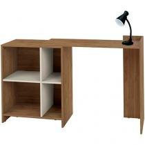 Escrivaninha/Mesa para Computador Líder - Smart com Luminária até 15W Taschibra