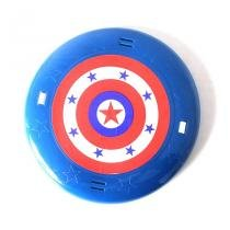 Escudo Capitão América - Modelos Sortidos - Aluá festas