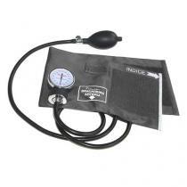 Esfigmomanômetro em Nylon Cinza Premium - G-Tech