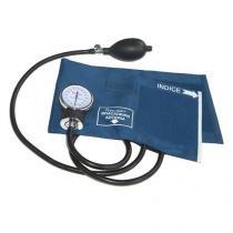 Esfigmomanômetro em Nylon Premium Azul - G-tech
