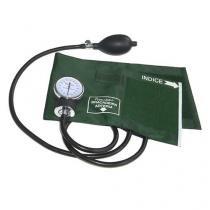 Esfigmomanômetro em Nylon Premium Verde - G-Tech
