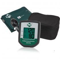 Esfigmomanômetro md com visor digital adulto mandaus ii -