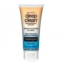 Esfoliante para o Rosto Neutrogena Deep Clean Esfoliante - 100ml - Neutrogena