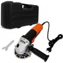 Esmerilhadeira Angular G720-B2 Black + Decker Lixadeira 4 1/2 Polegadas 820W 220V - Black + Decker