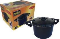 Espagueteira Antiaderente Com Trava 5,2 Litros Marflon - Marlux -