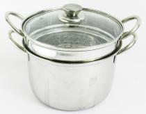 Espagueteira de Aço Inox 4,7 Litros - Wincy -