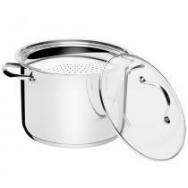 Espagueteira Tramontina Aço Inox 24CM - 17646 -