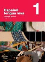 Espanol lengua viva 1 - libro del alumno - incluye cd audio n/e - Moderna didatico importado
