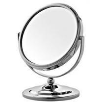 Espelho de Aumento Dupla Face Basic 3x G-Life JY2000