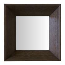 Espelho Moldura Madeira Lisa Fundo 16186 Madeira Art Shop -