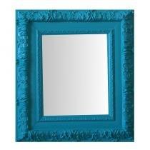 Espelho Moldura Rococó Externo 16363 Anis Art Shop -