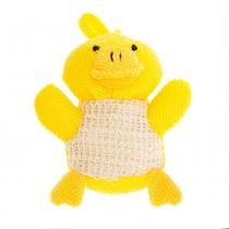 Esponja Infantil Natural Bath Toys Patinho  Orgânica - Orgânica