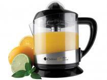 Espremedor de Frutas Cadence Max Juice ESP801 - Elétrico Inox 42W 1,2 Litros Automático Preto