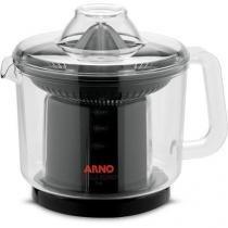 Espremedor De Frutas Citrus Power Black 70w 1,25 Litros 110v - Arno - Arno