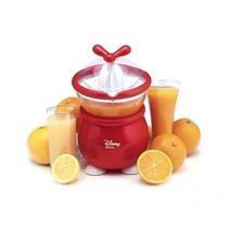 Espremedor de Frutas Disney Ariete com Filtro, Capacidade de 260 ml, Cor Vermelha - 110v - Ariete