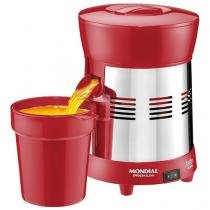 Espremedor/Extrator de Frutas Mondial  - Red Premium E-24 250W 1,25L Vermelho