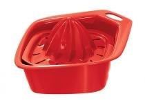 Espremedor Para Frutas Vermelho 300ml - Uz -