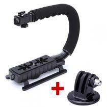 Estabilizador de Filmagem Steadycam DSLR e Video C Shape GoPro - Rollin