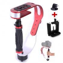 Estabilizador de Filmagem Steadycam DSLR Video Smartphone GoPro - CSM-105 - 0,950g - Leadwin