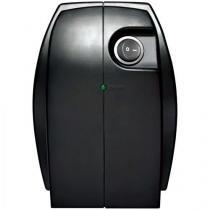 Estabilizador Enermax EXXA Power 300VA Monovolt 220V Preto - 21.03.333P - Enermax